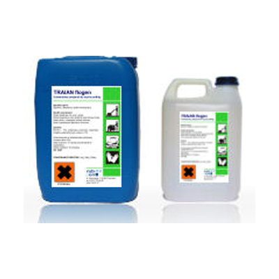 Cleaning agents for hand floor wash